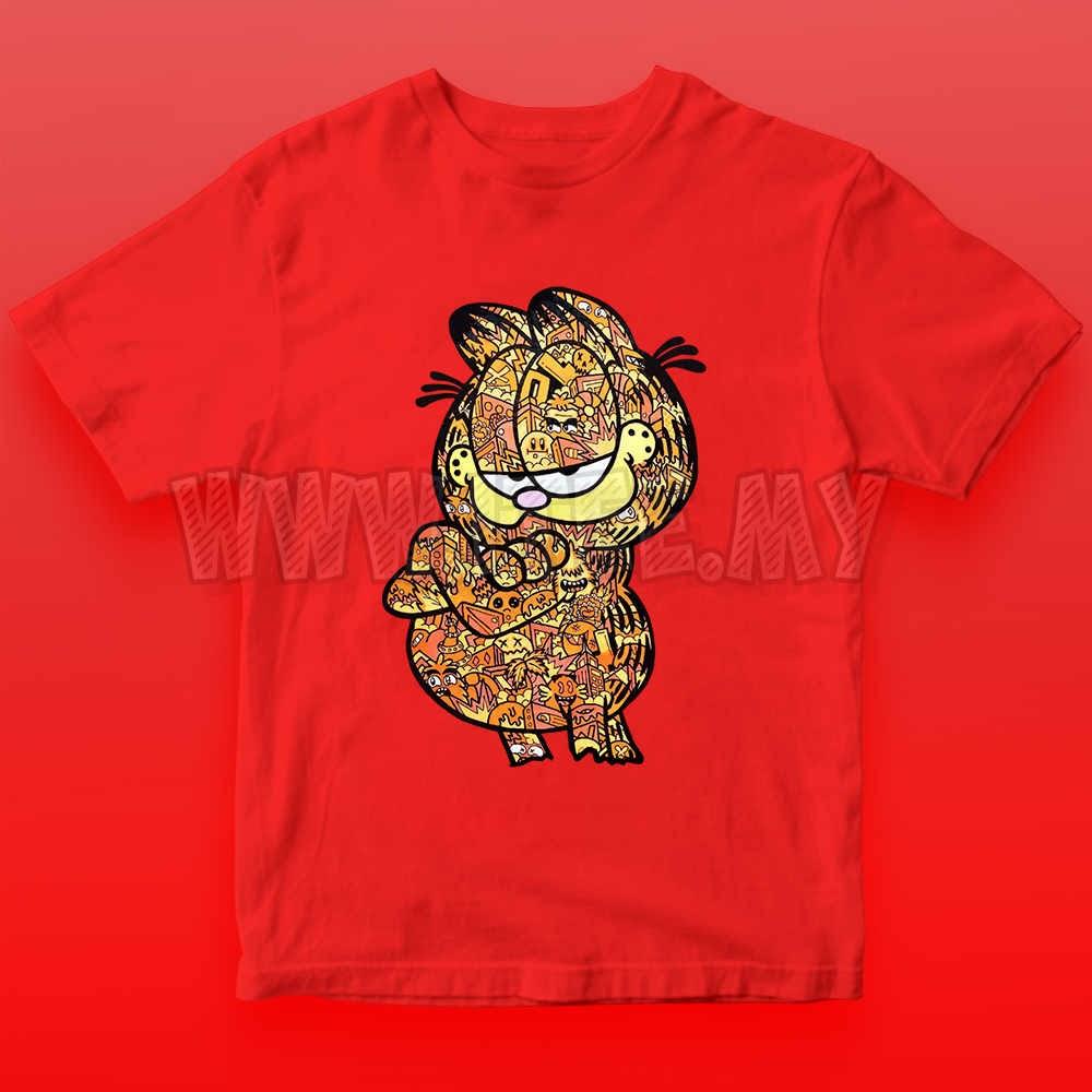 Garfield Doodle 17