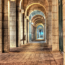 Yaffo by Joel Adolfo - Buildings & Architecture Public & Historical ( public&historical, buildings&architecture )