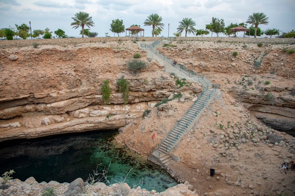 Bimmah Sinkhole, Oman