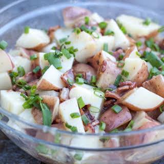 German Style Potato Salad.