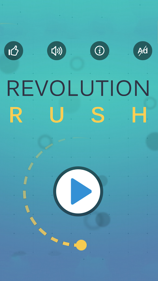 Revolution Rush- screenshot