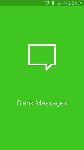 Blank Message (for WhatsApp) screenshot 3