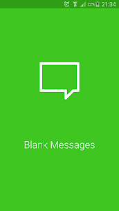 Blank Message (for WhatsApp) App Download For Android 3