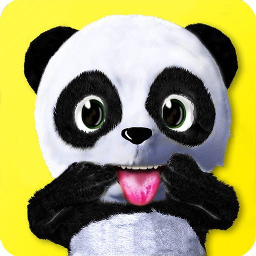 Daily Panda : virtual animal 休閒 App LOGO-APP開箱王