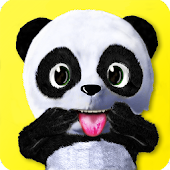 Daily Panda : animal virtuel