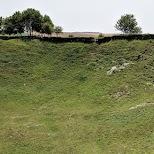 Lochnagar Mine Crater in Amiens, Hauts-de-Seine - Ile-de-France, France