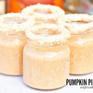 Pumpkin Spice Alcohol Shot Recipes