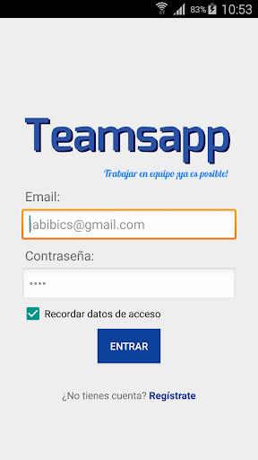 Teamsapp