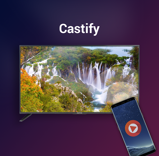 Cast to TV, Chromecast, Roku, Fire TV, Smart TV screenshots 1
