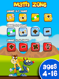 Math Games for kids: Addition Subtraction Numbers- screenshot thumbnail