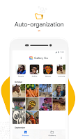 screenshot of Gallery Go by Google Photos