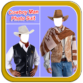 Cow Boy Man Suit FREE