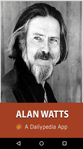 Alan Watts Daily