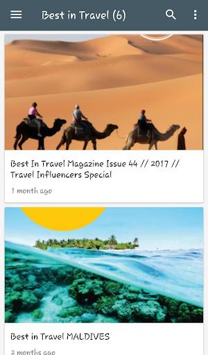 Travel & Voyage screenshot 6
