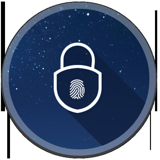 S8 Locker - Fingerprint PIN code Keypad Lockscreen