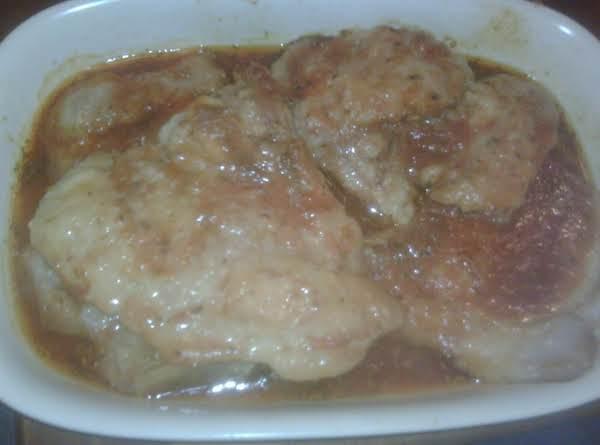 Lemonade Pork Chops