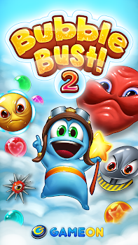 Bubble Bust 2 - Pop Bubble Shooter
