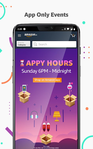 Amazon India Online Shopping and Payments 18.7.0.300 screenshots 1