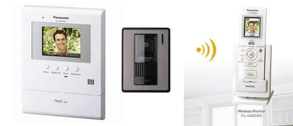 chuông cửa có hình Panasonic VL-SV30VN chuông cửa có hình Panasonic VL-SV30VN