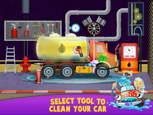 Smart Car Kids Wash Garage Service Station Auto 1.0 screenshots 8