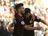 David Silva et Sergio Aguero forfaits pour le match de Man City face à Crystal Palace