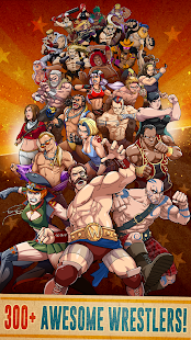 The Muscle Hustle: Slingshot Wrestling- screenshot thumbnail