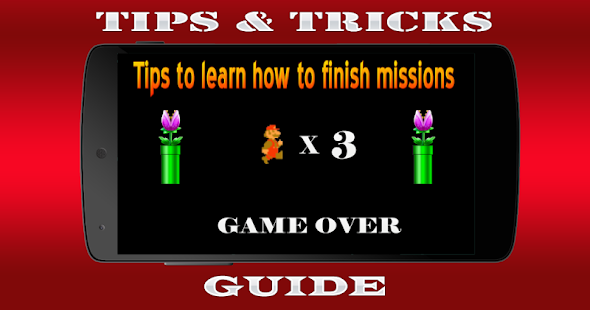 Guide for Super Mario - Tips to Play Super Mario - náhled