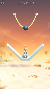 Download Rope Bowling 3D - Best Relaxing puzzle casual game For PC Windows and Mac apk screenshot 6