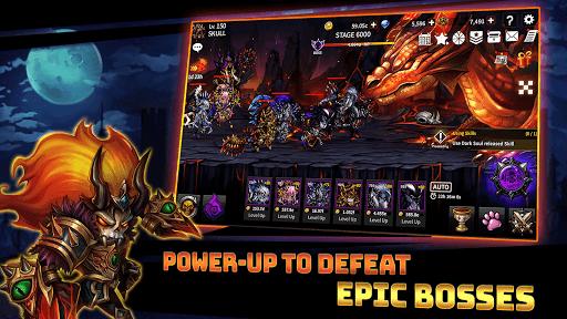 Skull Arena: Idle Hero RPG 1.5.461 de.gamequotes.net 4