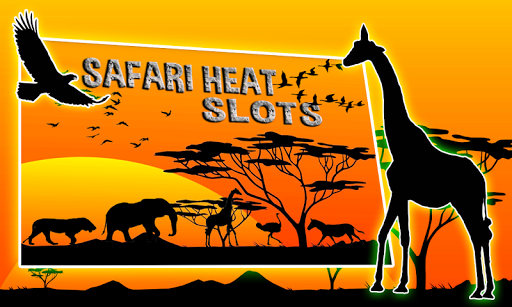 Safari Heat Slot