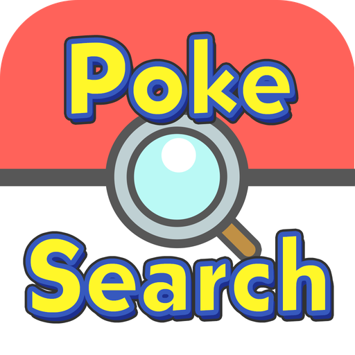 PokeSearch 娛樂 App LOGO-APP開箱王