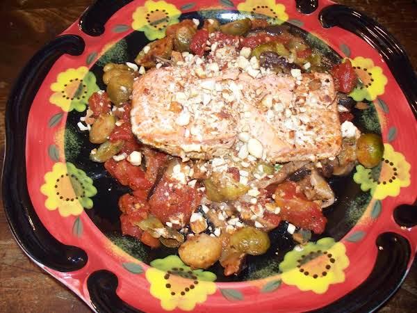 Pan-poached Alaskan Sockeye Salmon-wild Caught Recipe