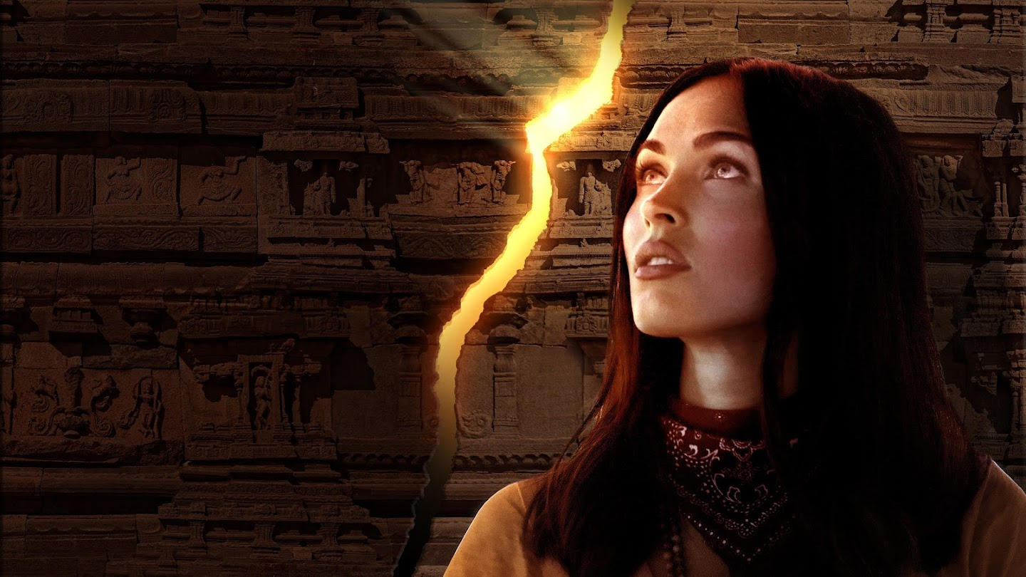 Watch Legends of the Lost With Megan Fox live