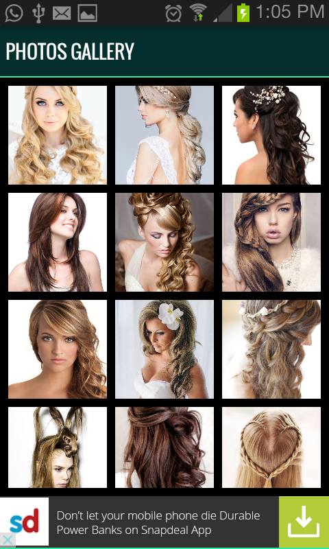 Astounding Hair Styles Videos Amp Tutorials Android Apps On Google Play Short Hairstyles Gunalazisus