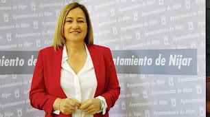 Esperanza Pérez- Felices, alcaldesa de Níjar.