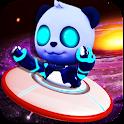 Panda's Flying Saucer icon