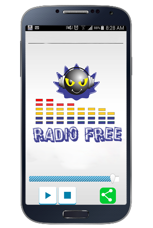 Rádio Free- screenshot