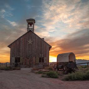by Jocelyne Maucotel - Buildings & Architecture Other Exteriors ( moab, archview )