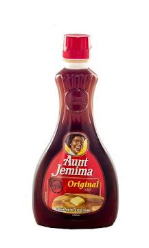 Syrup Aunt Jemima   Original X355Ml.