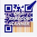 Bar code scanner/ QR code Scanner icon