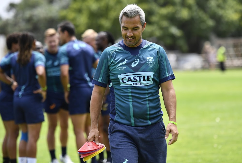 Springbok Sevens coach eyes another victory in Cape Town