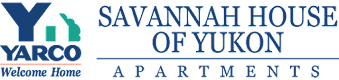 Savannah House of Yukon Apartments Homepage