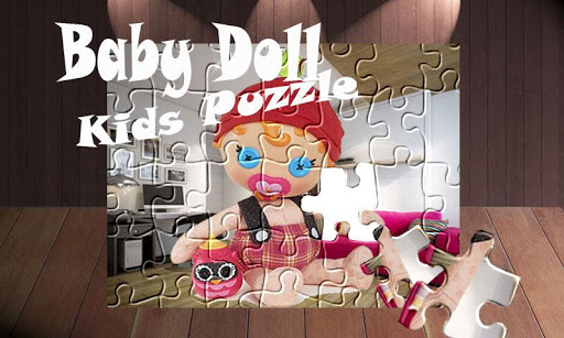 Baby Alive Doll: Kids Puzzle
