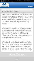 Screenshot of Gardner Bank