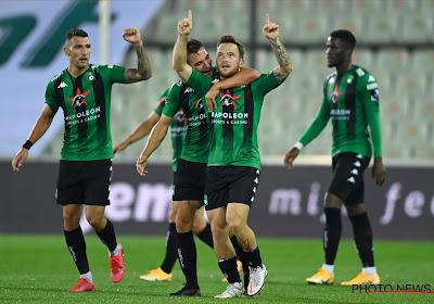 Cercle Brugge haalt het na sterke eerste helft van STVV