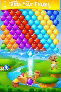 Bubble shooter Star - náhled