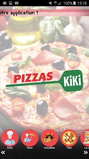 Pizzas Kiki