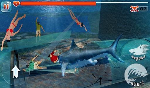Scary Shark Evolution 3D  screenshots 9