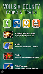 Volusia County Parks & Trails- screenshot thumbnail