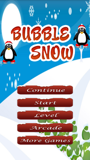 Bubble Snow